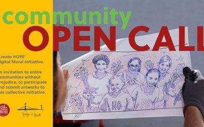 Create HOPE – Collective Mural Initiative